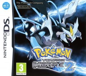 Pokemon version Noire 2 et Blanche 2