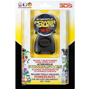 Action Replay Powersaves 3DS