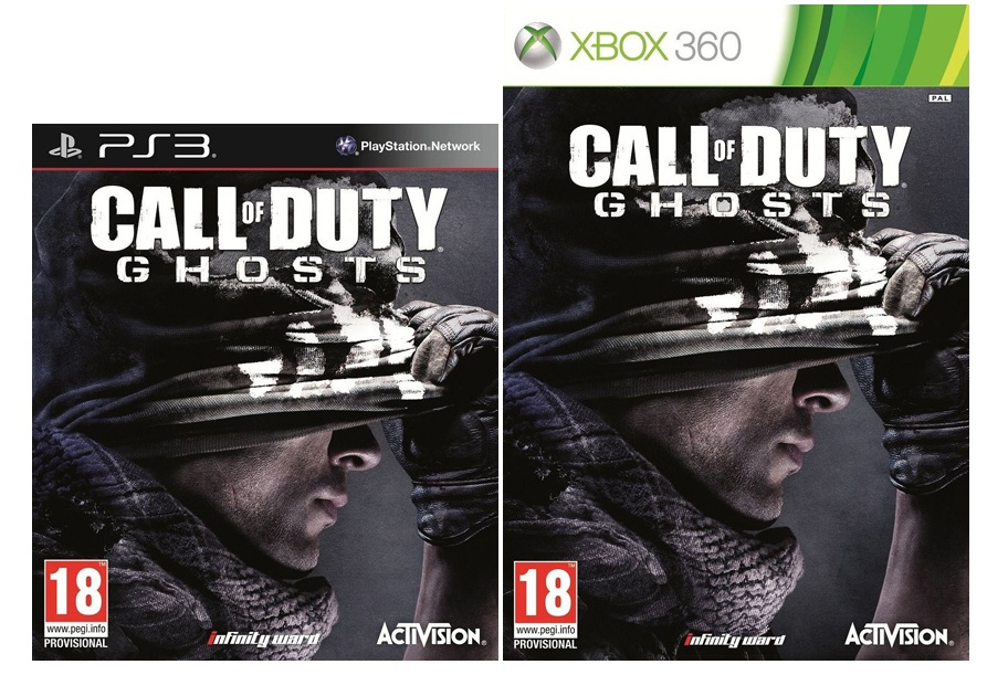 CALL OF DUTY GHOST DISPONIBLE !