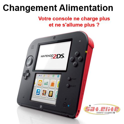 Réparation 2DS Changement Connecteur