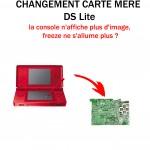 Réparation DS Changement carte mère