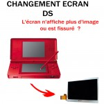 Réparation DS Changement écran