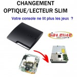 Réparation Optique Ps3 SLIM