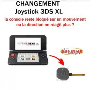 Réparation - Changement stick analogique 3DS XL Changement Joystick 3DS XL