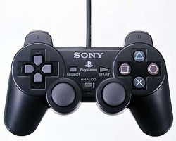 manette dualshock 2 ps2. Black Bedroom Furniture Sets. Home Design Ideas
