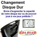 Changement disque dur PS3 Ultra Slim