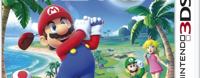 Mario Golf Jacquette