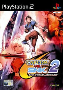 Capcom Vs SNK 2 Live