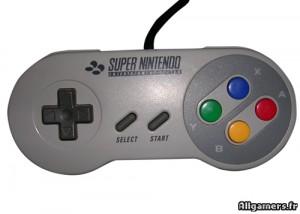 Manette Super NES