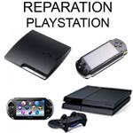 répération playstation