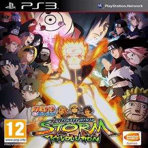 Naruto Storm Revolution