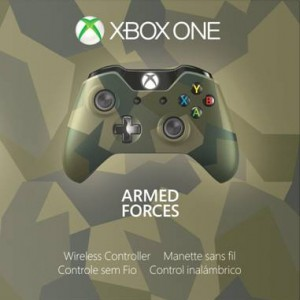 Manette Xbox One édition Camouflage
