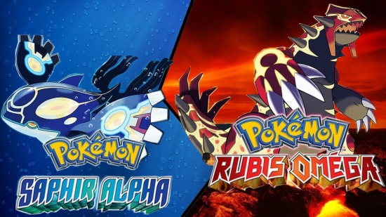 Pokémon Saphir Alpha & Pokémon Rubis Oméga