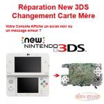 Réparation New 3DS Changement carte mère
