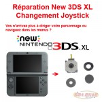 Changement Joystick New 3DS XL