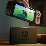 Changement Batterie Nintendo Switch