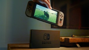 Changement Batterie Nintendo Switch