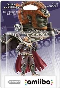 Amiibo Super Smash Bros Ganondorf
