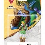 Amiibo The Legend of Zelda Ocarina of Time Link