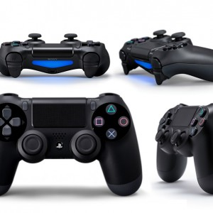 Manette Ps4 Dual Shock noir