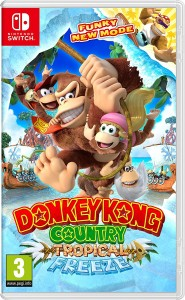 Donkey Kong Tropical Freeze