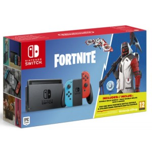 Nintendo Switch + Fortnite