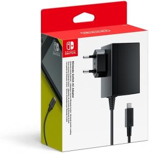 alimentation officiel Nintendo Switch