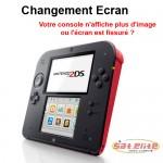 Reparation 2DS Ecrans Lcd