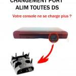 Réparation DS Changement Connecteur
