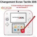Réparation 2DS Ecran tactile