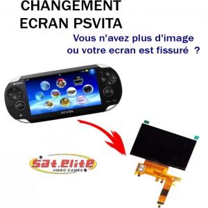 Réparation PSP Changement Ecran PSP