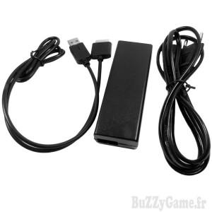 Chargeur PSP Go