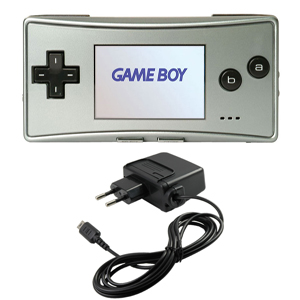 Chargeur Game Boy Micro