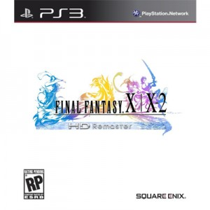 Final Fantasy X X2 HD