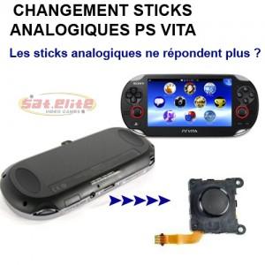 Changement sticks analogiques PS VITA