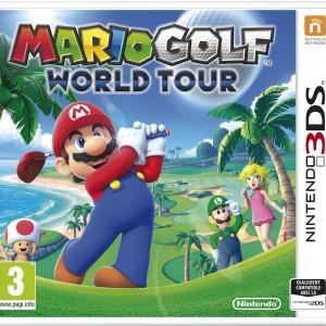 MARIO GOLF WORLD TOUR 3DS