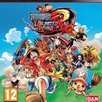 One Piece Unlimited World Red‏