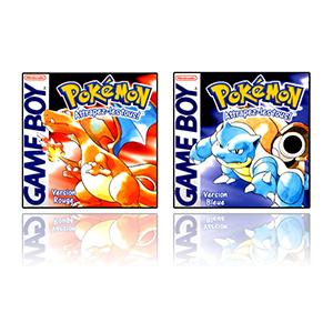 Pokémon Bleu et Rouge