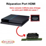 Reparation PS4 HDMI