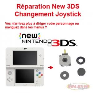 Changement Joystick New 3DS
