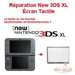 Reparation New 3DS XL changement ecran tactile