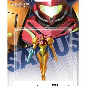 Amiibo Super Smash Bros Samus