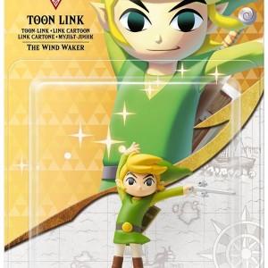 Amiibo The Legend of Zelda The Windwaker Link cartoon