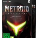 Metroid Samus Returns Edition Héritage